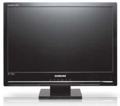 "Samsung 22"" Wide Format LCD with Built-in Speakers"